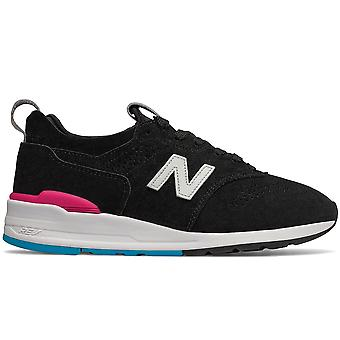 997 Black Made in USA Sneakers