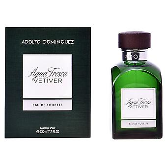 Men's Perfume Agua Fresca Vetiver Adolfo Dominguez EDT/120 ml