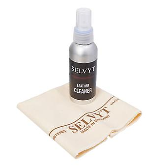 Selvyt Leather Cleaner i Selvyt A tkaniny Duo