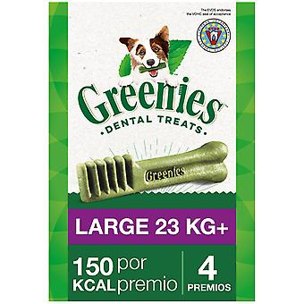 Greenies Snack Natural Dental  for Large Dogs  (Dogs , Treats , Dental Hygiene)