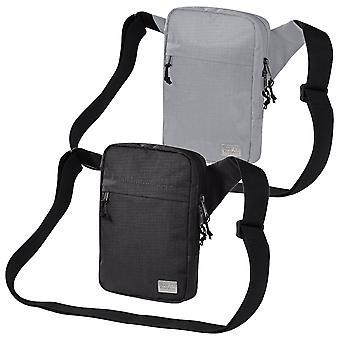 Jack Wolfskin Unisex 2020 Purser Blend 1 Litre Adjustable PFC Free Shoulder Bag