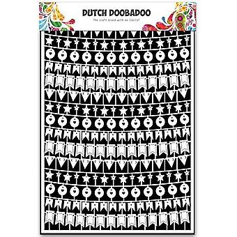 Dutch Doobadoo Dutch Paper Art party Garlands A5 472.948.030