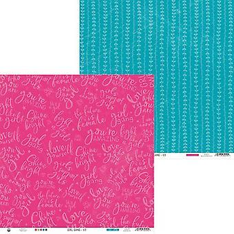 Piatek13 - Paper Girl Gang 03 P13-GRL-03 12x12