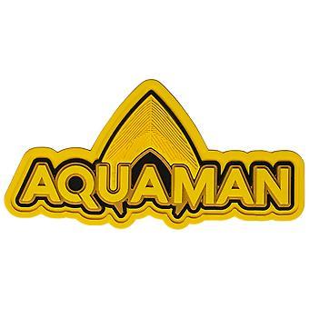 DC Comics Aquaman Text Mjuk Magnet