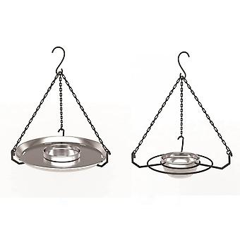 Honeyfields heavy duty feeder tray - ground and hanging