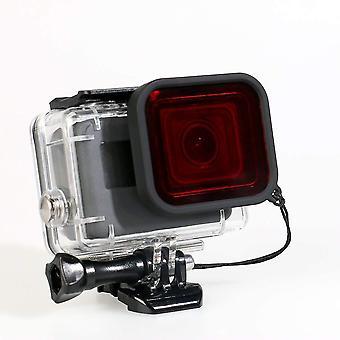 Filtre rouge - Filtre de plongée pour GoPro Hero 5 / Hero 6