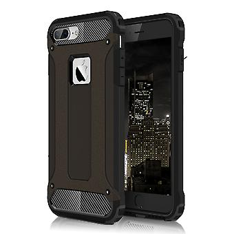 Shell pour Apple iPhone 4 4s Hard Armor Protection Black TPU Case