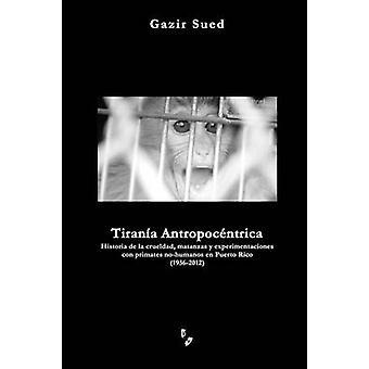 Tirana Antropocntrica by Sued & Gazir