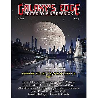Galaxys Edge Magazine Issue 1 March 2013 by Sawyer & Robert J.