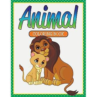 Animal Coloring Book by Publishing LLC & Speedy