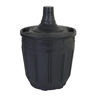 Vodný džbán La Mediterrainea čierna