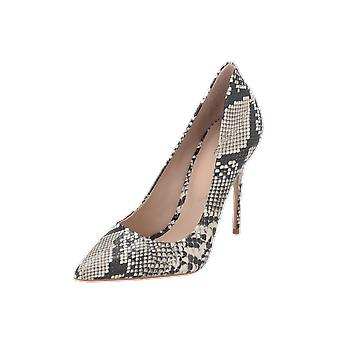 ALDO CASSEDY Women's Pumps Grey High Heels Stilettos Heel Shoes