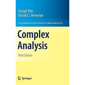 Complex Analysis (3rd ed. 2010) by Joseph Bak - Donald J. Newman - 97