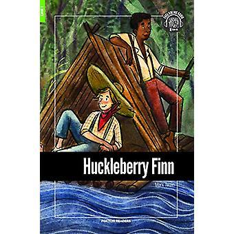 Huckleberry Finn - Foxton Reader Level-1 (400 Headwords A1/A2) with f