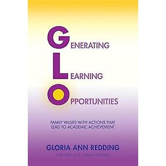 Generating Learning Opportunities - Family Values with Actions That Le