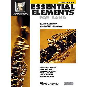 Essential Elements 2000 - Methode Complete Pour L'Orchestre a L'Ecole