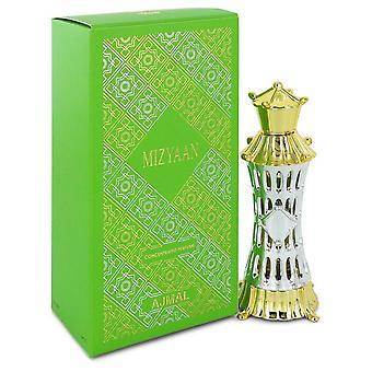 Ajmal Mizyaan Concentrated Perfume Oil (Unisex) Par Ajmal 0.47 oz Huile de parfum concentré