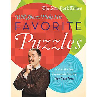 The New York Times Will Shortz Picks His Favorite Puzzles - 101 of the