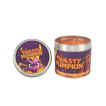 Official Spyro the Dragon 'Toasty Pumpkin' Candle