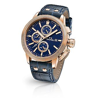 TW Steel CE7015 CEO Adesso chronograph watch 45mm