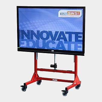 Gilkon Fp7 V3 Mobile Trolley Flat Screen Lift Motorized Vesa 800X400