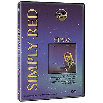 Simply Red - Stars [DVD] USA import