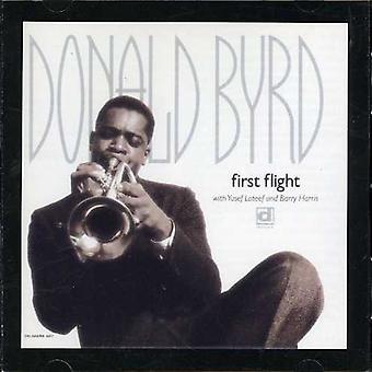 Donald Byrd - Importación de First Flight [CD] USA