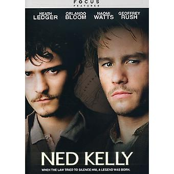 Ned Kelly [DVD] USA import