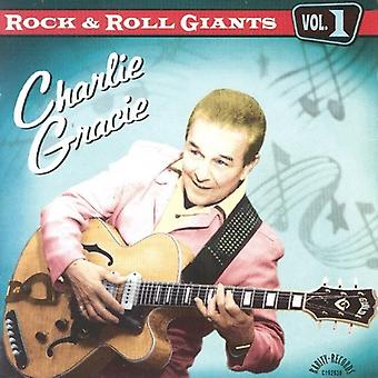 Charlie Gracie - Rock & Roll Giants [CD] Usa import