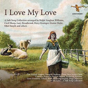 Holst / Wilson / Moore - Love My Love [CD] USA Import