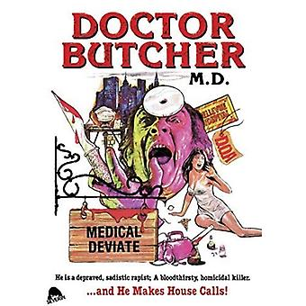 Dr Butcher Md / Zombie [DVD] USA import