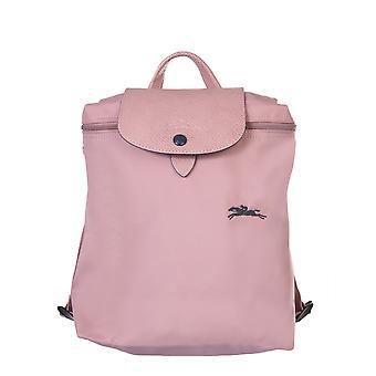 Longchamp 1699619p44 Women's Pink Nylon Backpack