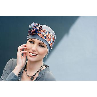 Headwear for people with cancer | Yanna Grey Stone Allora