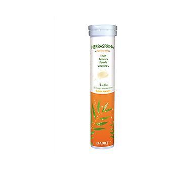 Herbasprine C Effervescent 20 tablettes effervescentes