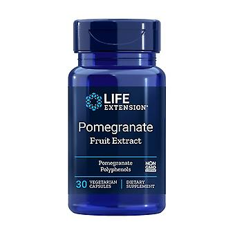 Granaatappel Extract 30 plantaardige capsules