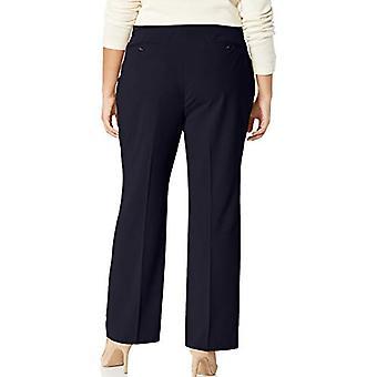 Marke - Lark & Ro Frauen's Plus Size Bootcut Hose Hose: Curvy Fit, N...