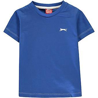 Slazenger Plain T Shirt Säugling Jungen
