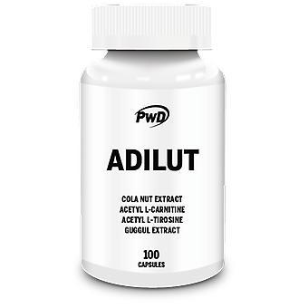PWD Nutrition Adilut 100 capsules