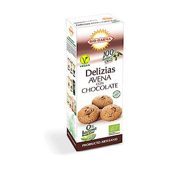 Chocolate Oatmeal Delights 125 g