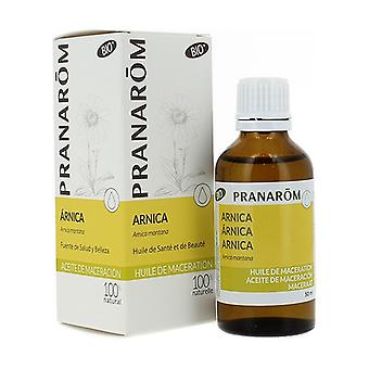 Arnica Vegetal Oil Bio 50 ml of oil