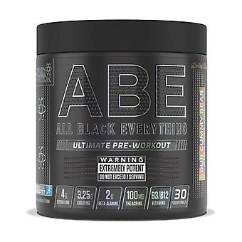 ABE - All Black Everything, Sour Gummy Bear 315 g