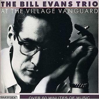 Bill Evans - på the Village Vanguard [CD] USA import