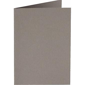Papicolor 6X Double Card A6 105x148 mm Mouse-Grey