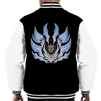Xeno jiiva Monster Hunter miesten ' s Varsity takki