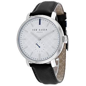 165, Ted Baker Uomini 's TE15193007 Orologio grigio quarzo
