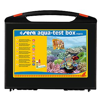 Sera Aqua Test Box Marin CA (Fish , Maintenance , pH & Other Substance Test Strips)