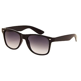 Sunglasses Unisex black with grey lens (050 P)