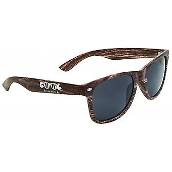 Sunglasses Unisex Wood Wanderer Cat.3 Brown (001)
