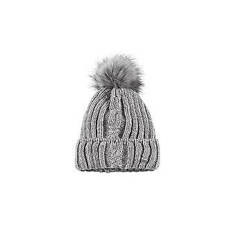 Pikeur Womens Bobble Hat - Steen