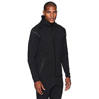 Marca - Peak Velocity Men's Metro Fleece Full-Zip Athletic-Fit Hoodie,...